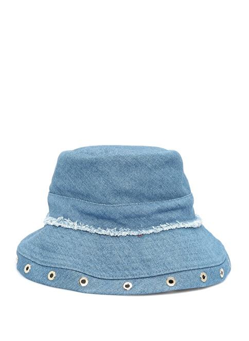 Inverni Şapka Mavi